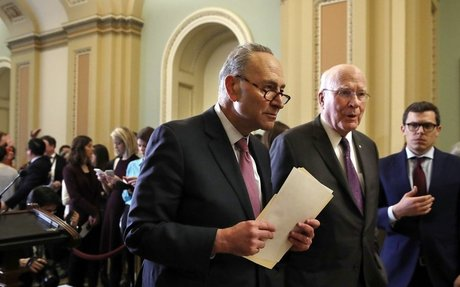 BREAKING: No Obamacare Funding, No DACA, Some Border Security in Emerging Budget Deal