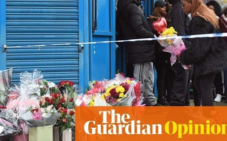The Guardian view on knife crime