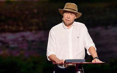 James Hansen : Pourquoi je dois parler haut et fort du changement climatique