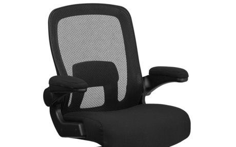 500 lb Weight Capacity Mesh Office Chair Review - Best Heavy Duty Stuff