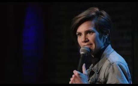 """Comedian Cameron Esposito tackles sexual assault in new special """"Rape Jokes"""""""