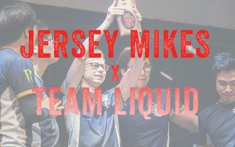 Team Liquid Renews Jersey Mike's Partnership for Three More Years