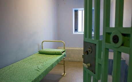 Solitary confinement of child prisoners