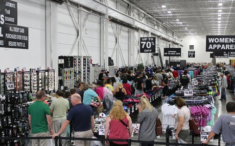 How OPM Tailors its Warehouse Sale Events for Every Season