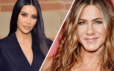 "5 Nonnegotiable Skin Tips, According to Kim K. and Jen Aniston's ""Glowologist"""
