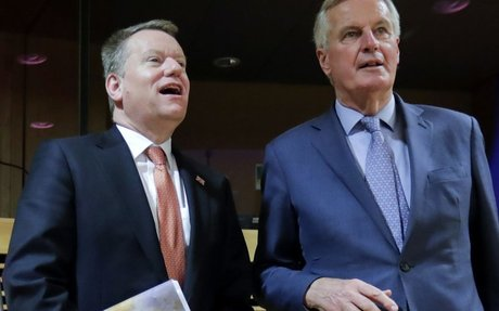 5 takeaways from the first round of Brexit talks