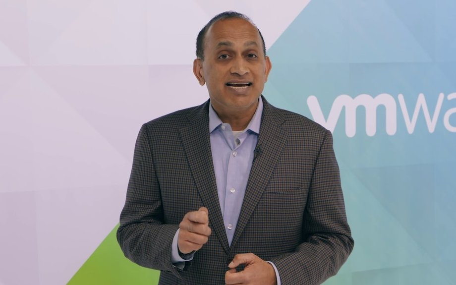 This Is Our Story – by VMware COO Sanjay Poonen