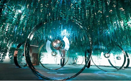 BRAND HIGHLIGHT // Tiffany & Co. Opens Immersive Exhibition In Shanghai