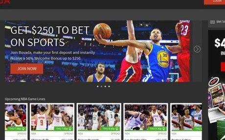 Bet on your favorite NBA teams and get into the game now with live sports betting odds at