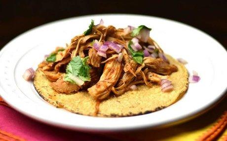 3-Ingredient Instant Pot Salsa Chicken Recipe | Yummly