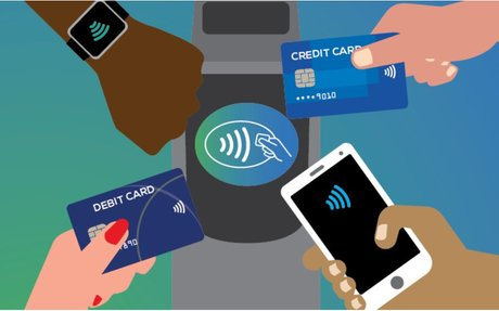 TRENDS // Contactless Payments See Boost As Cash Handling Fear Rises