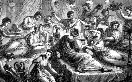 The Lavish Roman Banquet: A Calculated Display Of Debauchery And Power