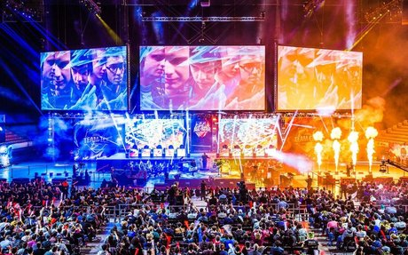 I Love The Idea Of Esports, But It's Hard To Watch