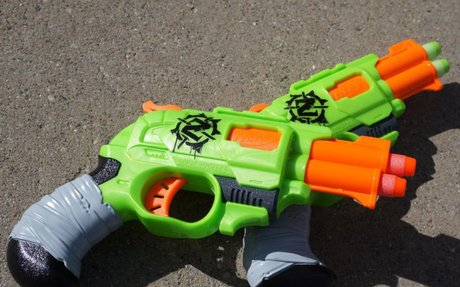 5 Reasons Nerf Guns Make Great Office Companions | P2 Blog