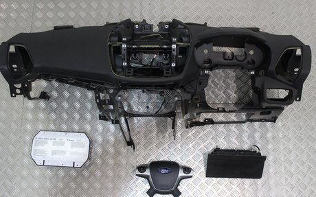 Ford Kuga Airbags