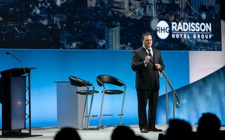 ALL HOTELS:  Radisson Hotel Group Previews Emma, a New Unified Tech Platform | Hotel B