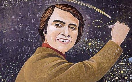 Carl Sagan's influence on Neil deGrasse Tyson