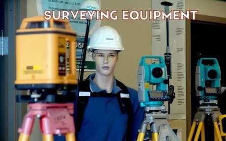 Survey Equipment - Surveyor Photos tagged 'equipment'