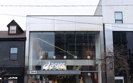 ASICS Opens 1st Canadian Flagship