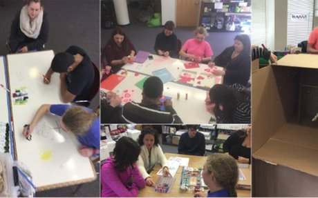 Maker Space and Special Education