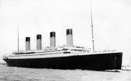 4. Titanic sinks  Apr 15, 1912