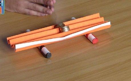 Building Strong Bridges - Kids Science Experiments