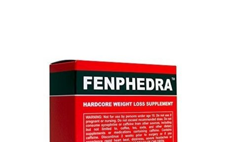 Fenphedra (60 Capsules) – Top Rated Diet Pill – Weight Loss Supplement – Take Control of Y