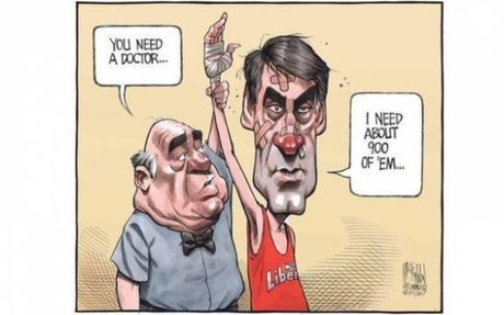 SURETTE: McNeil digs in on health; crisis may bury him fast | The Chronicle Herald