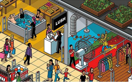 RETAIL // Where is Experiential Retail Headed?