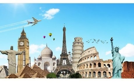 CasualHolidays.Travel Around The World