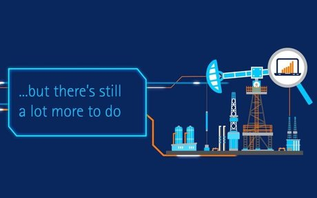 Digital Trends in Oil and Gas: Your 60-second Snapshot