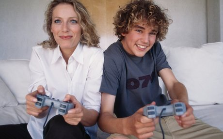 British parents 'clueless' about gaming and embarrass their kids online, youngsters say