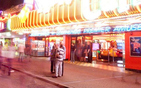 Places to go in Southend | Seafront Amusements