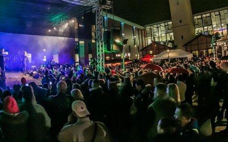 Pálinka fesztivál a 10 éves Agria Parkban