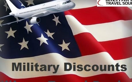 Get To Your Place Safely With Cheap Plane Tickets For Military