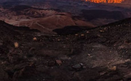 Incredible Photographs from Tenerife