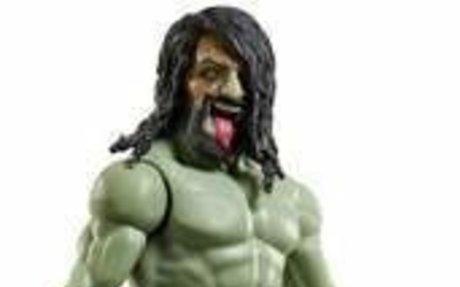 WWE Zombies Seth Rollins Figure