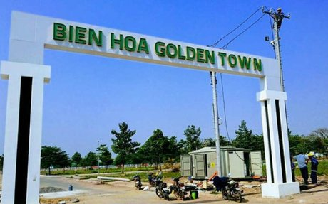 Dự án Biên Hòa Golden Town Tam Phước