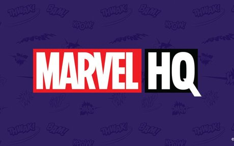 Create Your Own Super Hero on Marvel HQ