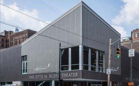 CINCINNATI: Get a look at Cincinnati Shakespeare Company's new theatre