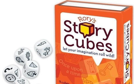 Story Cubes: Ways to Play