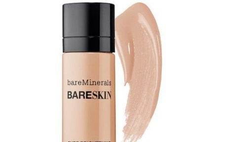 Amazon.com : bareMinerals Pure Serum Foundation, Bare Satin, 1 Ounce : Beauty