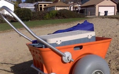 Wheeleez Heavy Duty Beach Cart Review - Best Heavy Duty Stuff