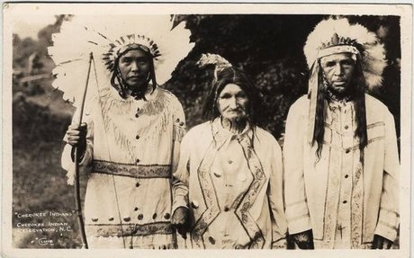 History brief of Georgia Native Americans