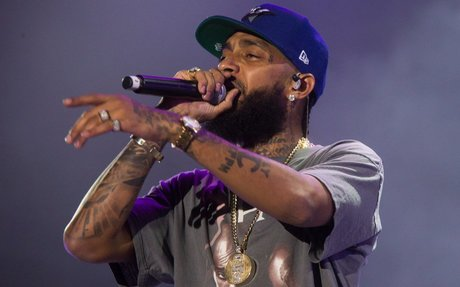 L.A. City Council to name South L.A. intersection 'Nipsey Hussle Square'