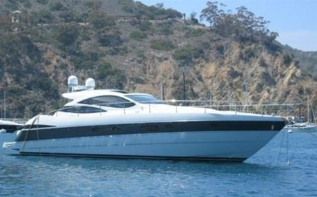 2005 Pershing 50 Power Boat