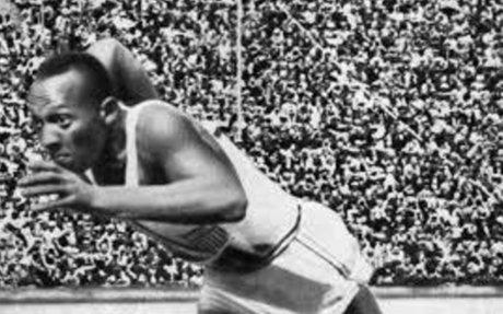 6. Jesse Owens
