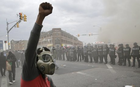 Baltimore riots: State of emergency declared; National Guard activated