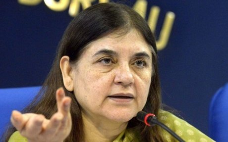 Don't Levy Income Tax On Gifts To Wives, Daughters-In-Law: Maneka Gandhi