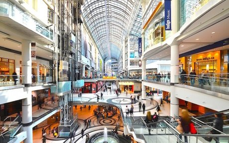 Canadians Shopping Less at Department Stores and Fashion Retailers: Study